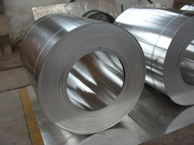 CC Mill Finished Aluminum Coil with High Quality