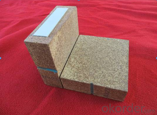 80% Magnesia Spinel Refractory Brick For Cement Kiln