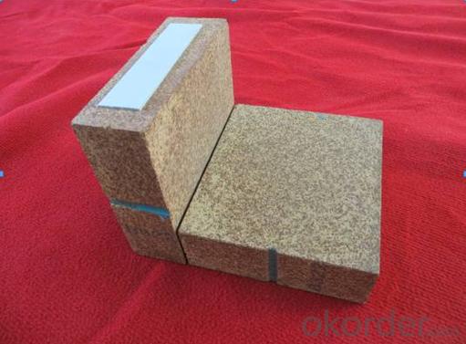 Magnesia alumina spinel refractory brick