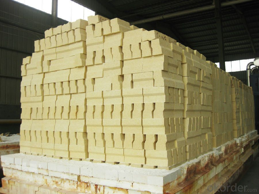 High alumina brick lining brick for ball mill