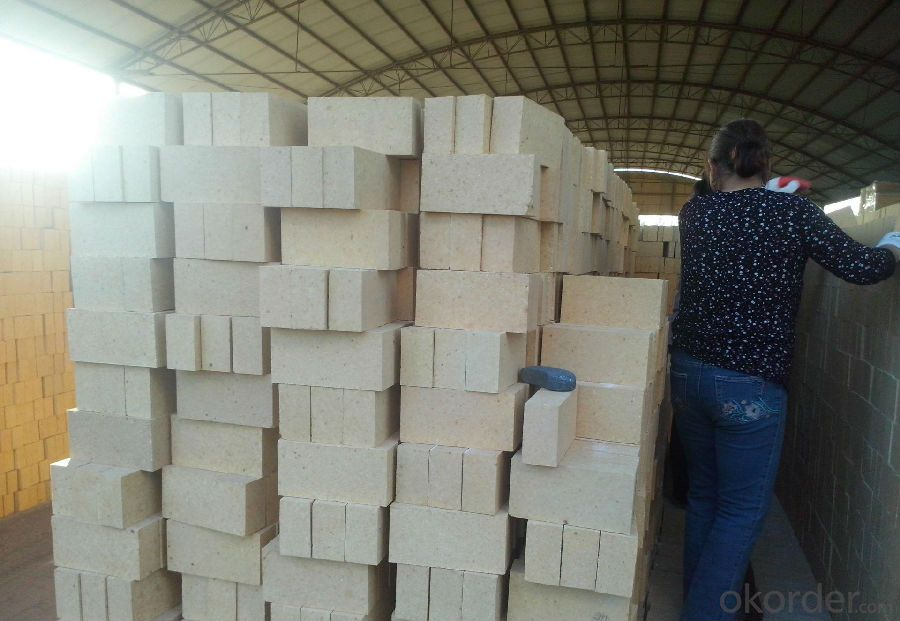 High Alumina refractory fire bricks for kilns