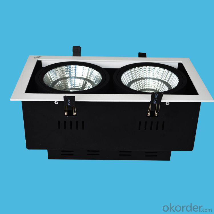 led cob grill light 40w/80w/120w for 3 years warranty