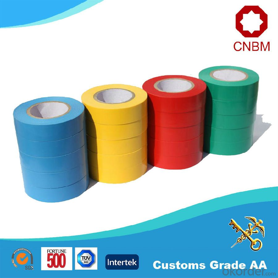 PVC Wire Harness Tape Automobile Colorful