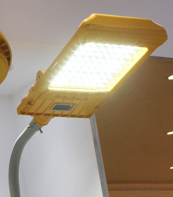 BD series LED anti-explosion street light100W