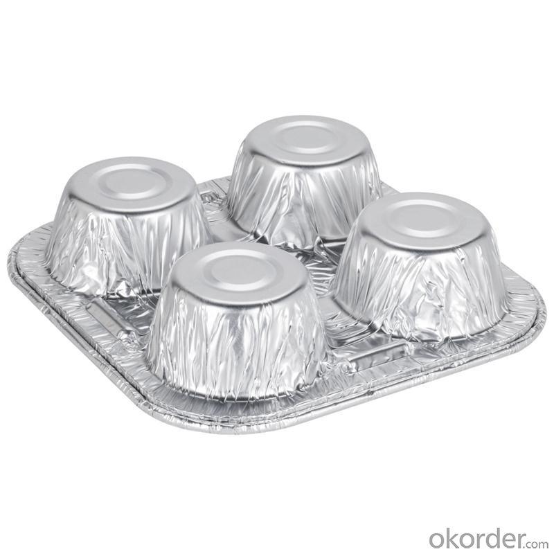 Food Wrap Alu Alu Foil for Food Packing Baking Cooking Restaurant Hotel