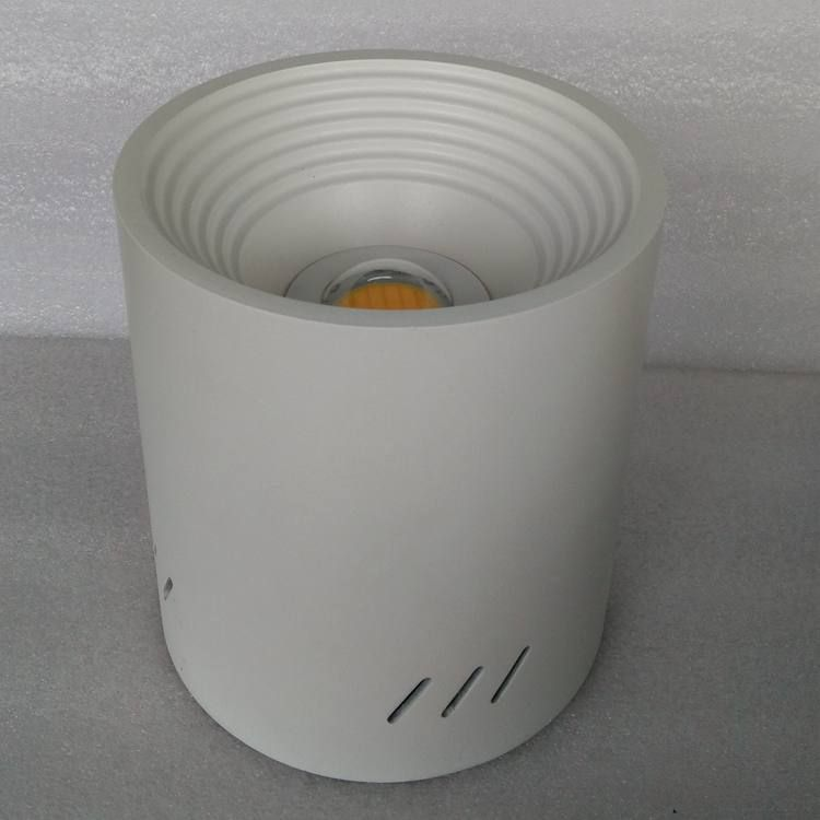 surface mounted led cob downlight 20W 25W for 3 years warranty