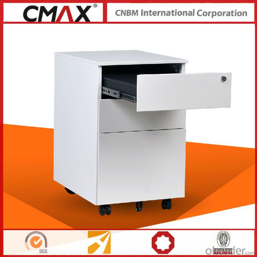 Office Furniture Mobile Pedestal Steel Material