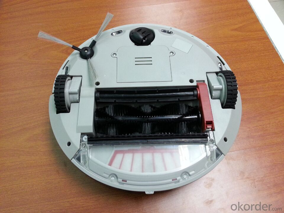 Vacuum Automatic Cleaner with HEPA Filter