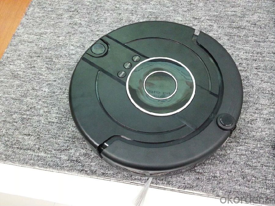 Robot Vacuum Cleaner with Intelligent Model