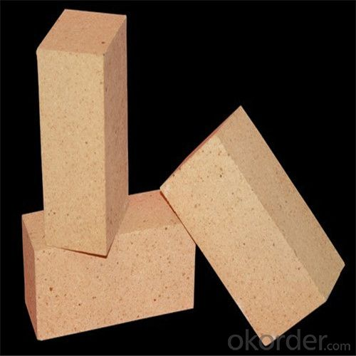 High Alumina Refractory Clay Brick Good Thermal Shock Resistance;