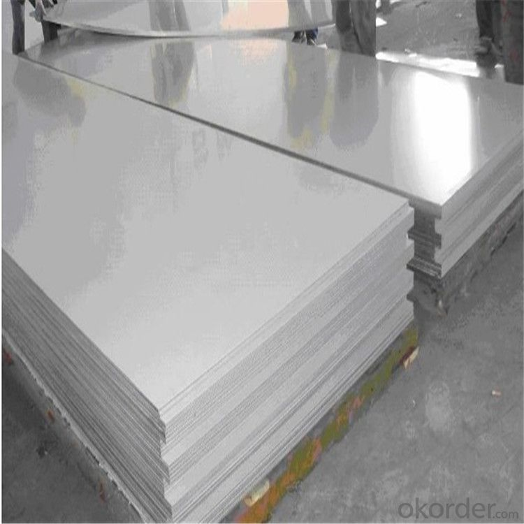 TISCO 304/316 Stainless Steel Sheet/Sheets/Plate