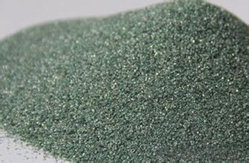 Green and Black Silicon Carbide with High Purity SiC