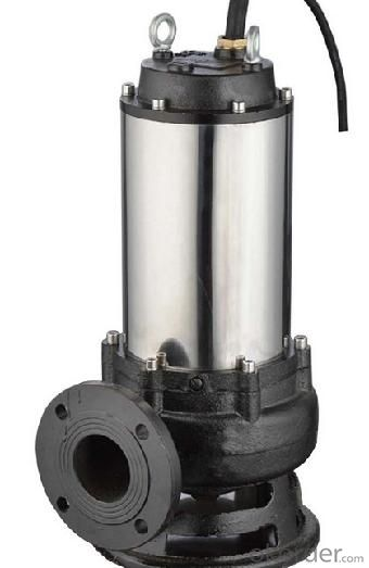 100M3/H Electric Submersible Sewage Pump