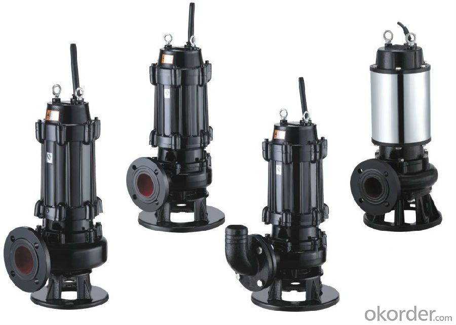 Float Switch Submersible Sewage Pump With Reasonable Price