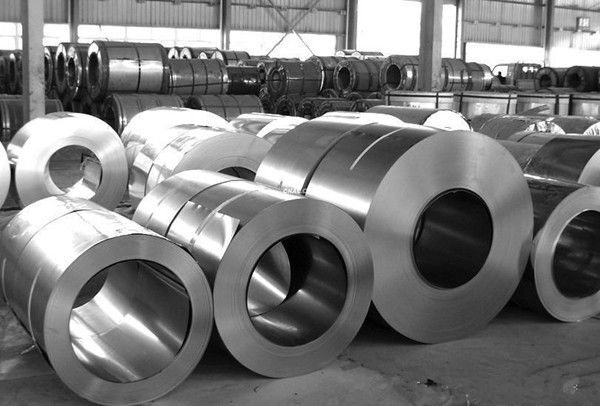 Coil steel cold rolled made in China 2016