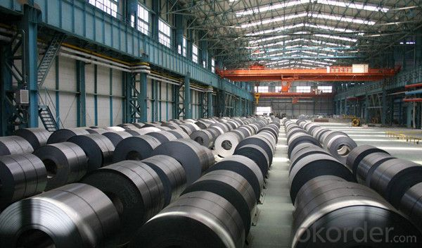 Steel coils cold rolled hot sale  china products