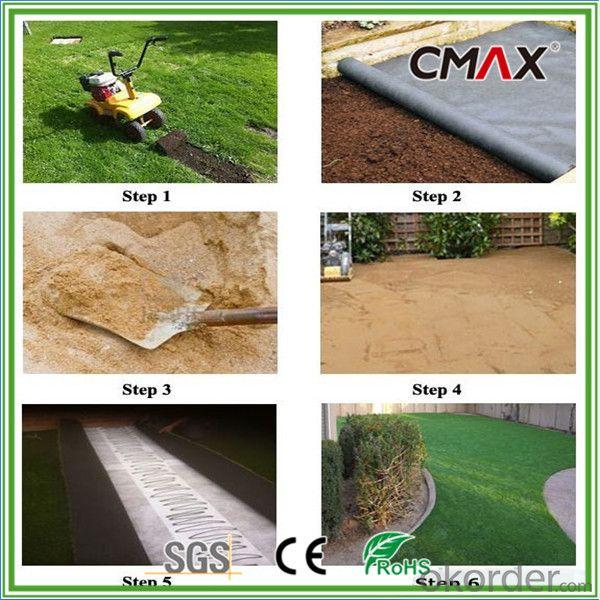 50mm FIFA Standard Artificial Grass Cheap Football Turf
