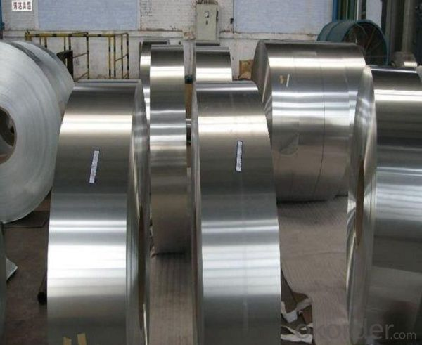 Aluminum Alloy Strip for Anodic Oxidation