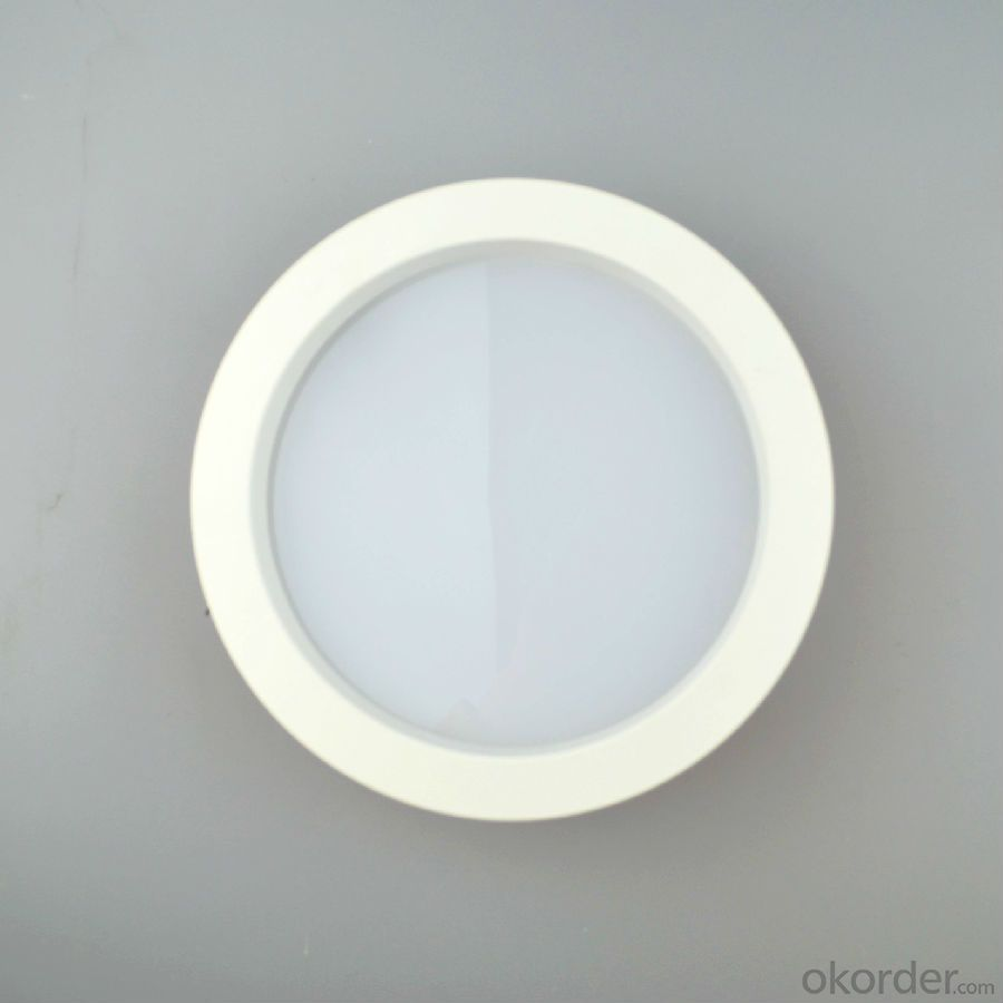 SMD 15W led light downlight high CRI high Lumen 6000k