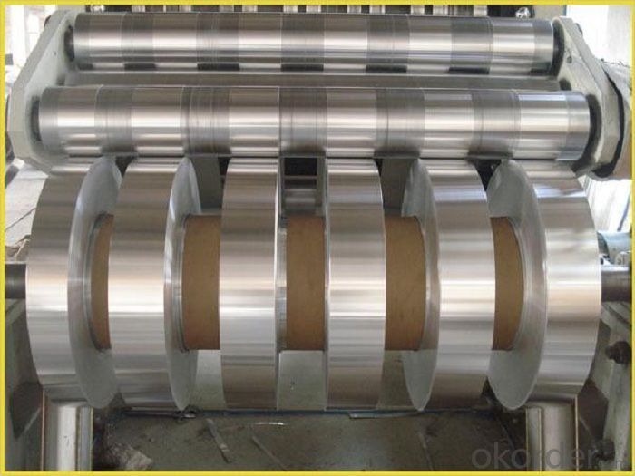 Aluminum Alloy Strip for Led Light Mirror Surface
