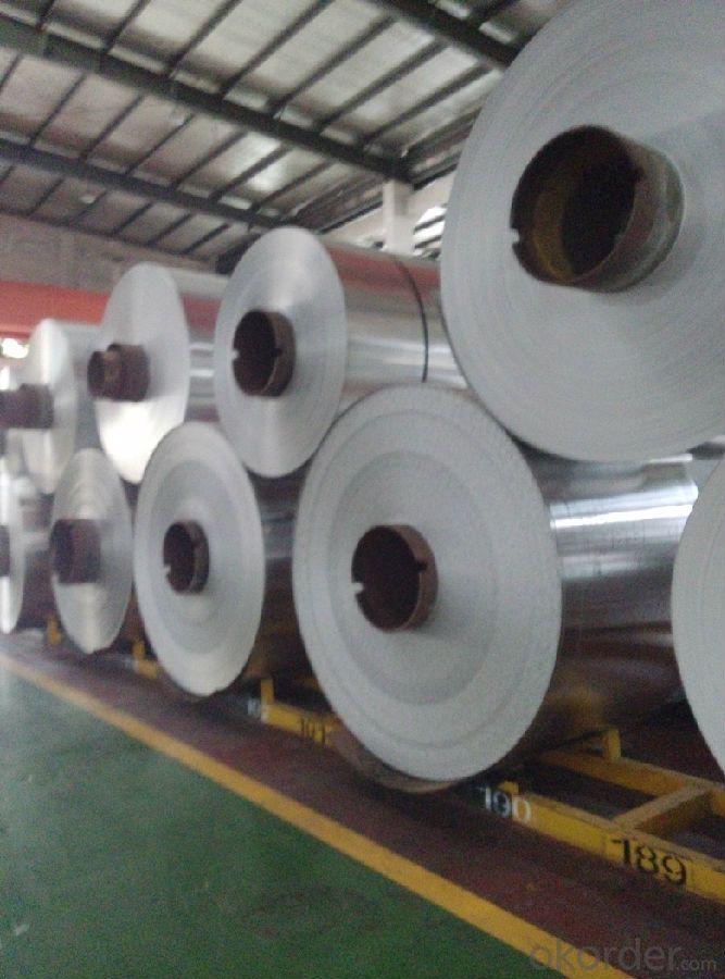3003 Alloy Anti-corrosion Insulation Aluminum Coil