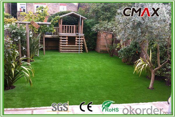 30mm Garden Grass Artificial Turf PP PE Grass