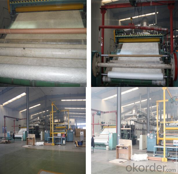 Fiberglass Mat/Glass Fiber Chopped Strand Mat/Emulsion or Powder CSM With Hot Selling