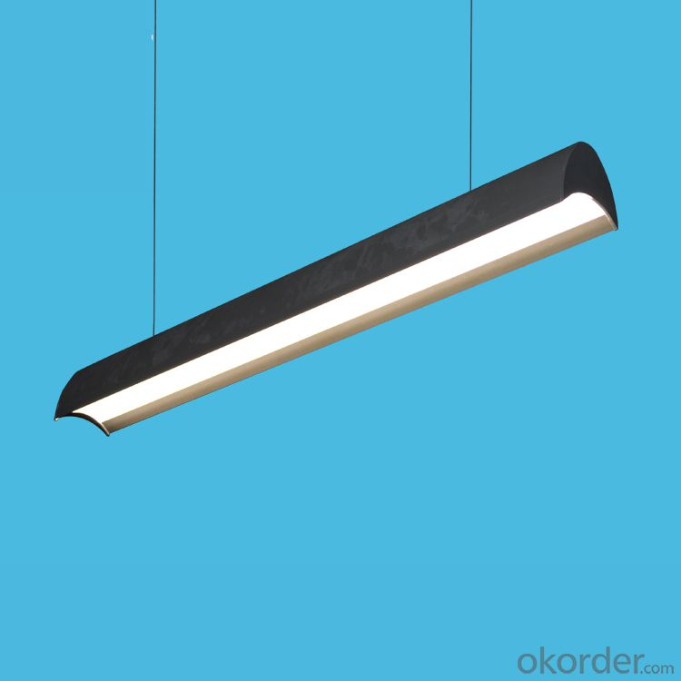 Led Pendant Light 60w,Diffuse radiation LED Linear Light use for office lighting