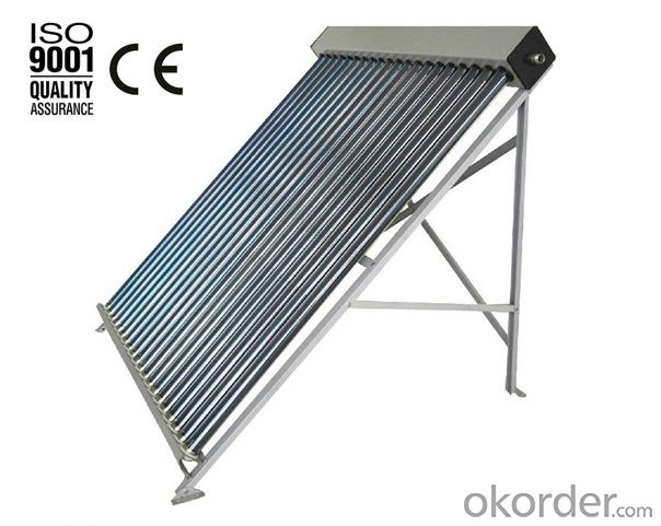 Solar Water Heating System High Quality with Aluminum Alloy Frame