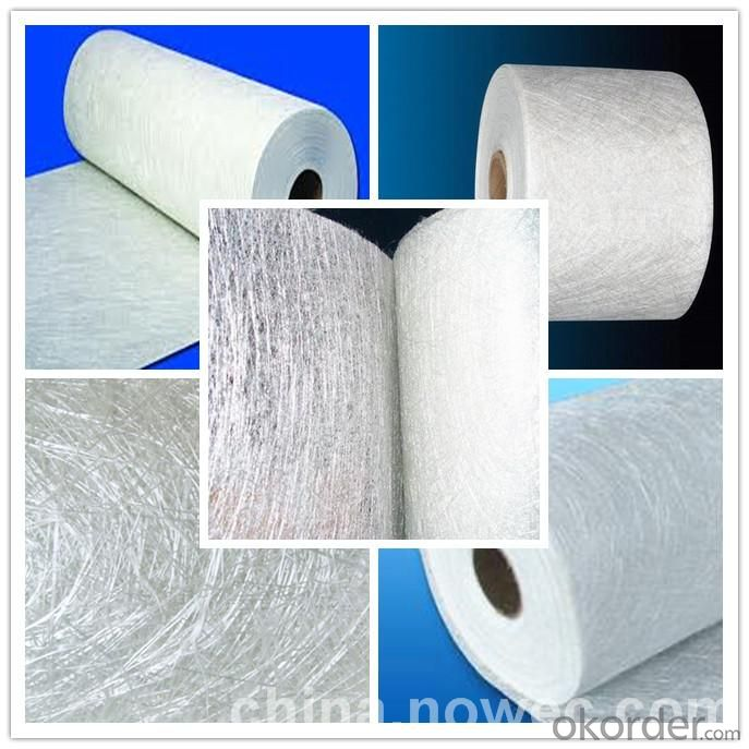 Self-adhesive Fiberglass Needled mat Made In China