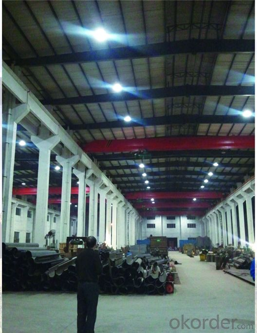 New type of high power led mining plant light