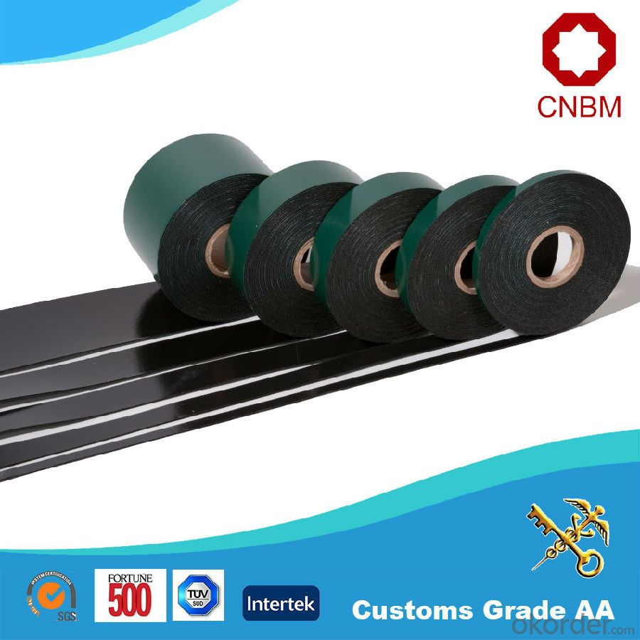 Double Sided Foam Tape Release Paper/ PE Film/ Glassin Paper