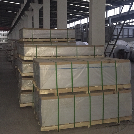 8006 H22 Anodized Embossed Stucco Aluminum Plate For Heat Insulation Materials