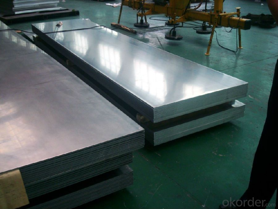 Embossing Aluminum Plate With High Quality