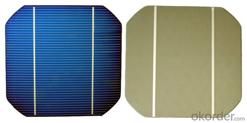 Solar Cell High Quality  A Grade Cell Monorystalline 5v 17.8%