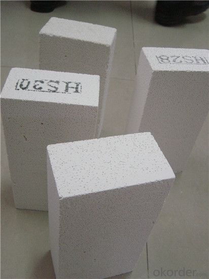 Light Dense Mullite Insulation Brick Product
