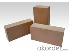 Brick Fired Furnace Brick Lining Refractory Fireclay Brick