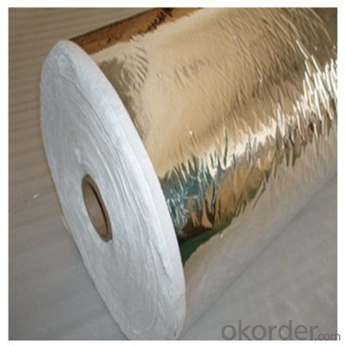 Insulation Paper for Liquid Oxygen Storage Insulation