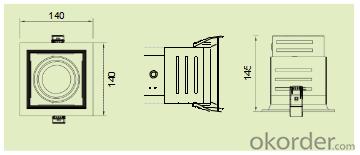 Grille Light / C22ST-CC/C22ST-DC