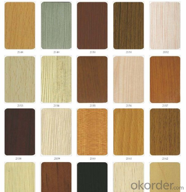 High-Pressure Laminates of  Wood Grain HPL for Kitchen