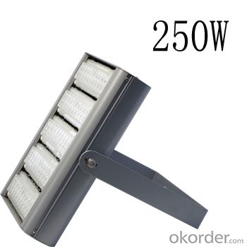 250w led mining light for industry lighting