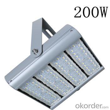 200w led mining light for industry lighting