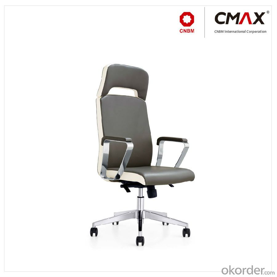 Executive Chair Modern Office Leather Chair Cmax-CH-A1501-1