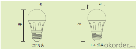 Bulb Light   /   C21BB-BE/C21BB-CE