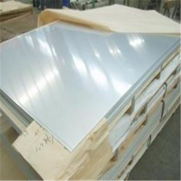 Mirror polished Stainless Steel Sheet in Wuxi,China