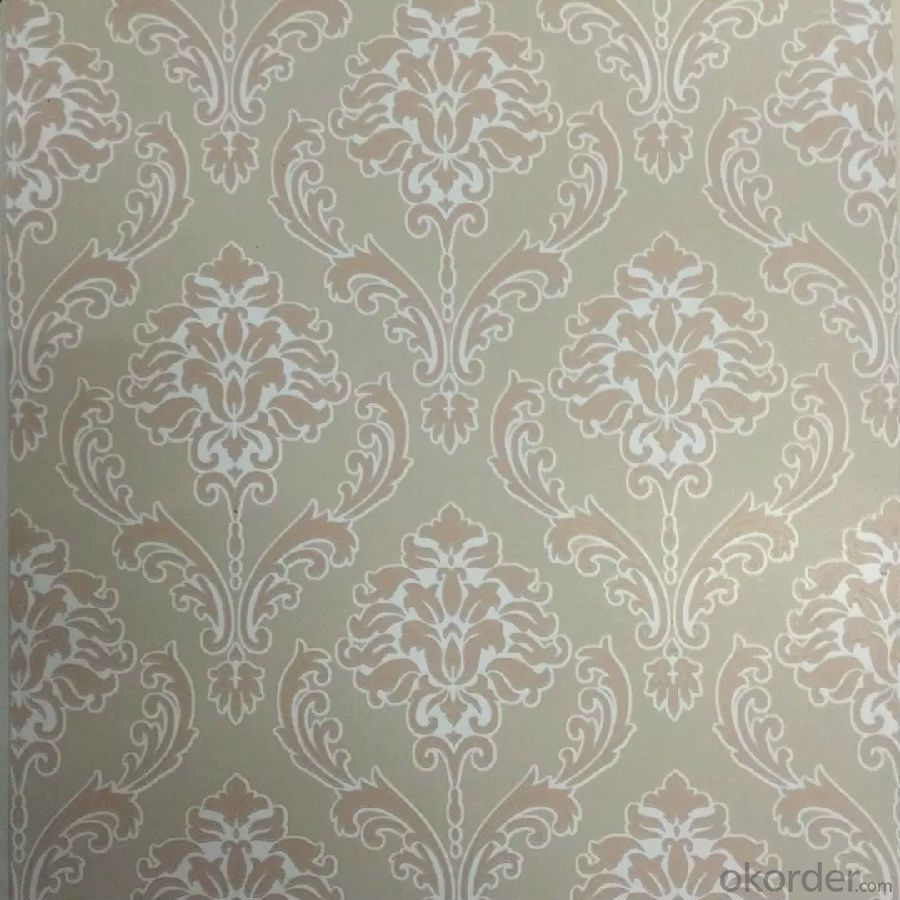Sandwich Wall Covering For Interior Wall Decoration