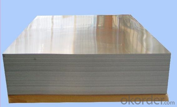 Mill Finish Aluminum Sheet 1100 , with PVC Protection Film