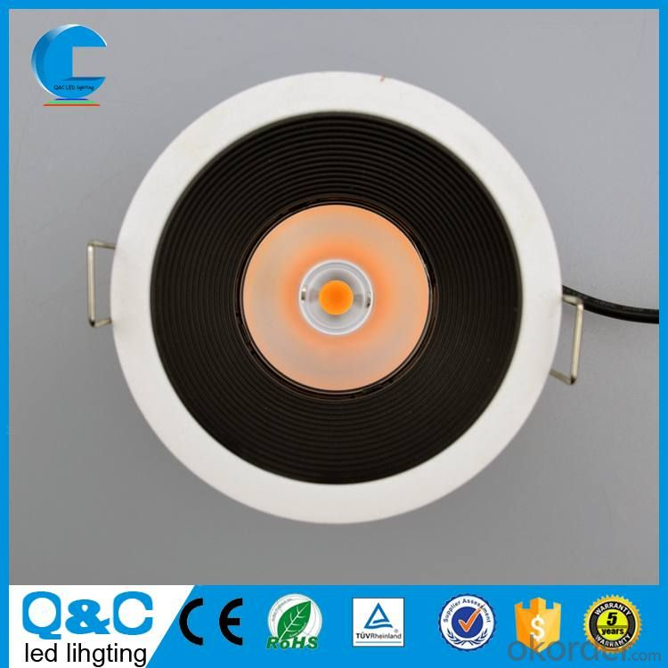 round led cob downlight