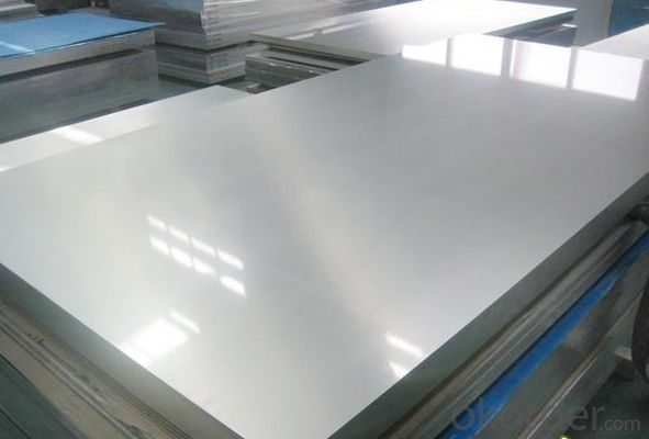 Brushed Aluminum Sheet 2mm Thick and Other Standard Size