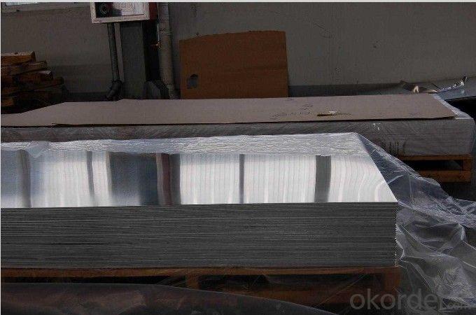 8011 Grade DC&CC Aluminum Coil Plate Aluminum Sheet Stocks